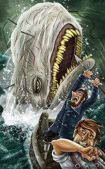 Moby Dick von Renan Lima