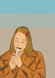 Margot Tenenbaum by Luciana Martins