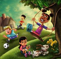 Kids by Renan Lima