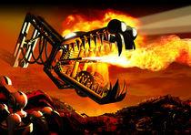 Iron Dragon by Mick Usher