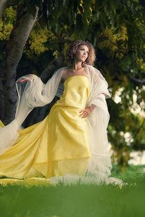 Fairy of the Garden 3 von Emma Grigoryan