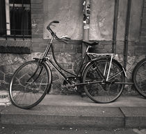 Bicycle: Berlin von Ron Greer