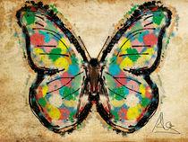 Pop-butterfly