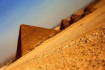 Pyramids in Diagonal von Mostafa Moftah