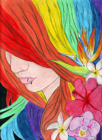 Colourful by Lauren Spooner
