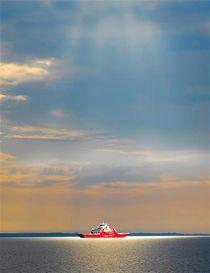 Sea by Ivan Aleksic