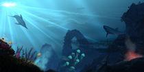 Underwater-Scene von Florian Solly
