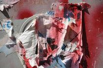 NAPLES RED PRINTING von Jean Luc  GEKAY