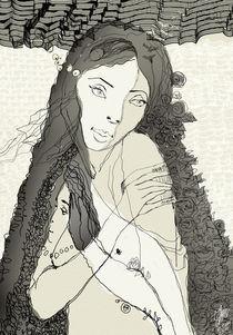 Miracle woman von Krasimir Rizov