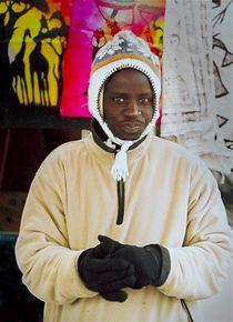 Senegal boy by Ivan Aleksic