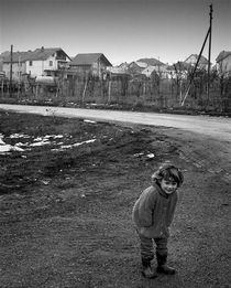 Childood in the mud by Ivan Aleksic