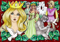 Fairytale V by Viorica (Violet) Vandor