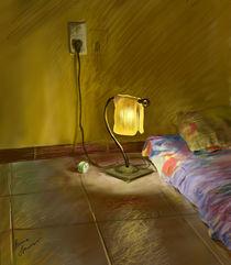 My Bedroom.  by Misha Lapitskiy