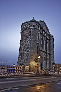 Slice of building by Julio Guajardo