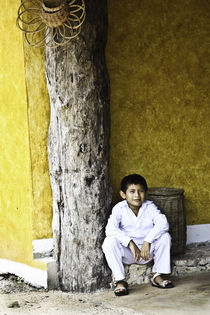Joven Maya von Julio Guajardo