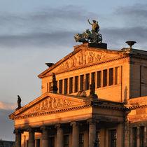 Konzerthaus Berlin - Gendarmenmarkt von captainsilva