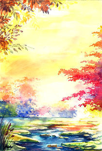 Watercolour-evening-hue