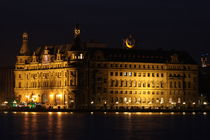 Haydarpasa Train Station von Evren Kalinbacak