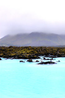 Iceland: Mineral Pool by David McDonald