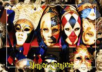 Venice Carnival by Roland H. Palm