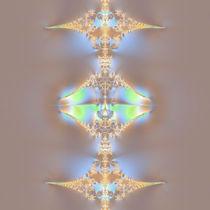 Tribal Cosmos Glow von regalrebeldesigns