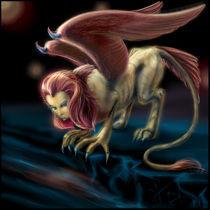 Sphinx von Eszter Fézler