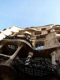 Casa Milá de Barcelona von Nanna Louise Sørensen