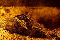 Blast On The Desert by Marc Garrido Clotet