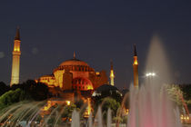 Hagia Sophia I von Mahir Anil Kozan