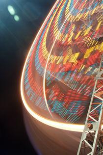 Central Wheel von Tom Littlehales