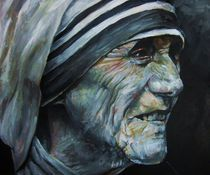 Mother Teresa by Hong Jung