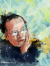 PNoy by Ryan Adriano