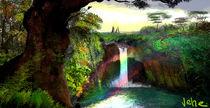 Rainbow Fall by Alessandro Vene