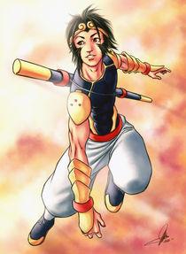 Saiyuki by Jackly Hamise