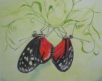 Schmetterlinge von Angelika Wegner