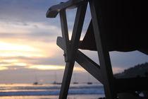 Beach-chair-sunset-san-juan-nicaragua
