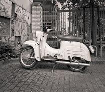 Schwalbe Scooter: Berln von Ron Greer
