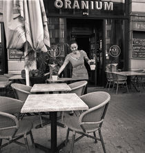 Oranium: Berlin by Ron Greer