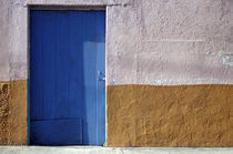 Blue Door Cozumel by John Mitchell