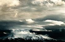 Veiled Peak by Rick Sharf