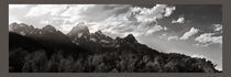 Grand Teton Mountains by Rick Sharf