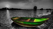 Bleckeder Hafen III by photoart-hartmann