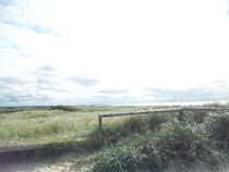 Weg zum Meer von peter norden