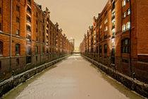 Speicherstadt by photoart-hartmann