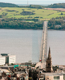 Tay Road Bridge, Dundee by Buster Brown Photography