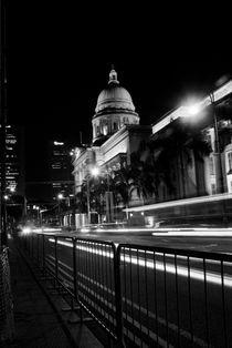 Old Supreme Court Building by Ratna Sutara