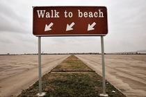 Walk to Beach, Queens, New York by Brian Scott