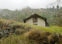 Berghütte by Franziska Rullert