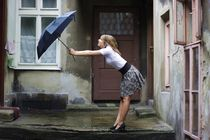 you can stand under my umbrella by Anna Piper