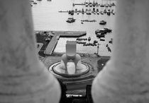 Taça para água da fonte by Lív Argolo